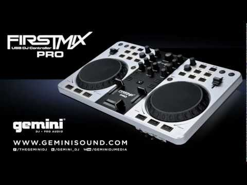 Gemini DJ FirstMix Pro: Taking your party to the next level