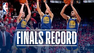 Golden State Warriors Knock Down 20 3PM In Game 5 | 2019 NBA Finals