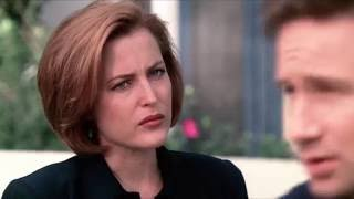 Mulder and Scully    oceans apart