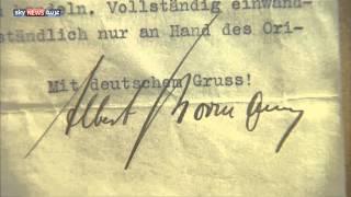 لوحة رسمها هتلر عام 1914 بمزاد