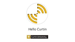 Hello Curtin: Curtin's smart mobile app
