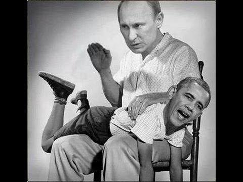 Obama caved in Crimea