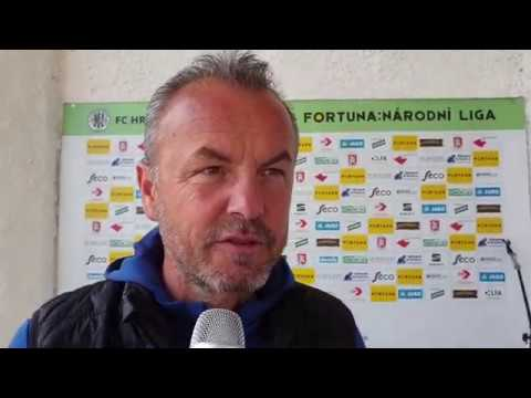 Trenér Frťala: Nedali jsme ten vítězný gól