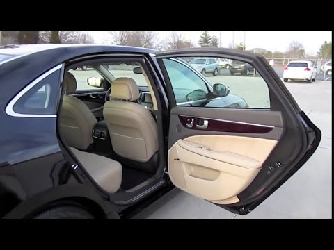 2011 Hyundai Equus Signature Start Up, Engine, and In Depth Tour/Review