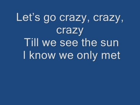 One Direction - Live While We're Young Lyrics video