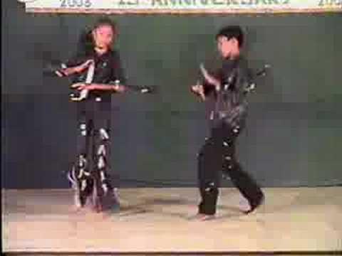 Assif Ali dancing for Manmatha Rasa Song