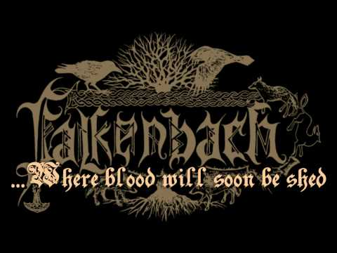 Falkenbach - Where Blood Will Soon Be Shed