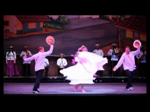 La Espina - Ballet Folklórico Ritmos y Raíces Panameñas