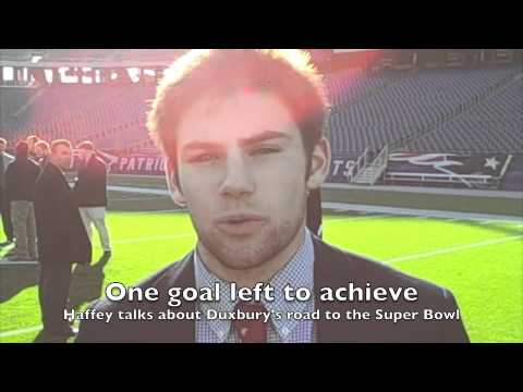 Boston Herald High School Sports: Super Bowl Media Day Div. 2A