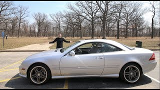 Here You Go Doug Demuro. This Is How Much A V12 Mercedes CL65 AMG Costs To Fix Out Of Warranty.