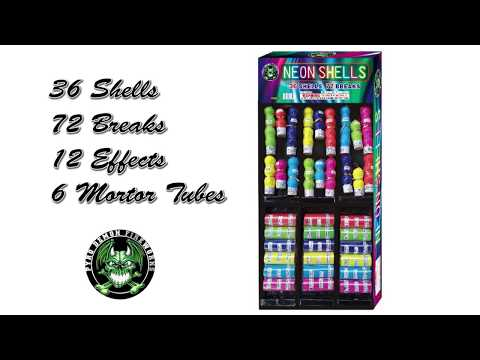 Neon Shells