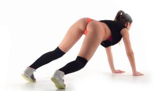 russian girl Sexy Twerk Booty Hot Dance Show +18 HD mix
