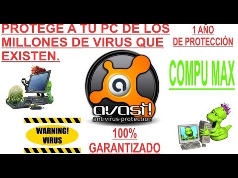 Descargar e instalar AVAST FREE ANTIVIRUS 2014 CON 1 AÑO DE PROTECCION