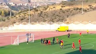 RCB Bougaâ VS WAC Constantine 2A2 05.12.2015 By Snake_h