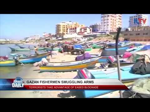 Hamas Affiliated Smuggler Posed as Gaza Fisherman