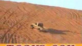 off road toyota Land Cruiser in saudi arabia #4 - t63ys.com