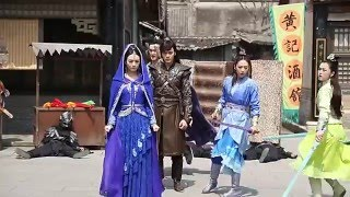 [BTS] Zhao Li Ying & William Chan - CWT Birthday vid