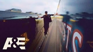 Criss Angel: Trick'd Up - On the Bus Levitating with Criss Angel   A&E