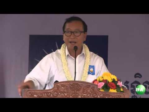 CNRP Leaders Explain Their Decision to Supporters