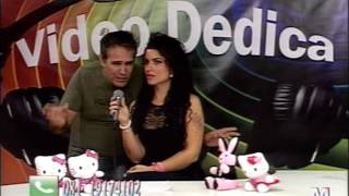 Nancy Grazioso- (Video Dedica) Morgan Tv \22\10\2014
