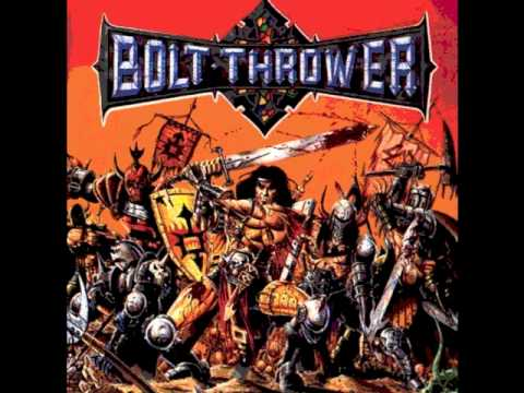 Bolt Thrower - Unleashed