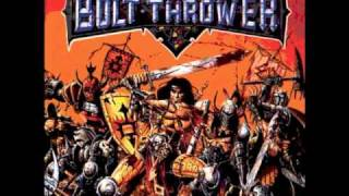 Watch Bolt Thrower Unleashed upon Mankind video