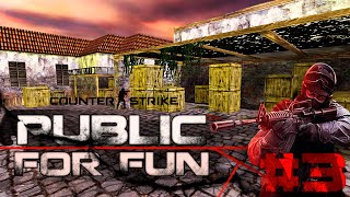 CHE4TER | Public For Fun #3 (Counter-Strike 1.6)