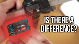 REAL-LIFE difference NVMe vs SATA SSD – feat. Toshiba OCZ RC100 review