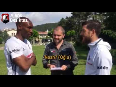 18 Kelime ile Beşiktaş - Atiba Hutchinson (AjansBeşiktaş.com Özel)