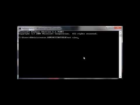 How To Connect To Other Computers With Cmd!