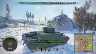 World of Tanks Xbox One : Blind shot