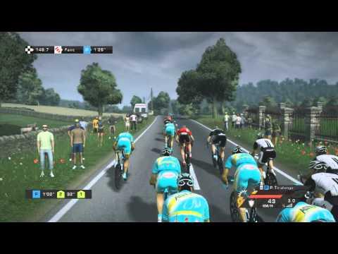 Le Tour de France 2014 - Xbox 360 Gameplay - Leeds - Harrogate