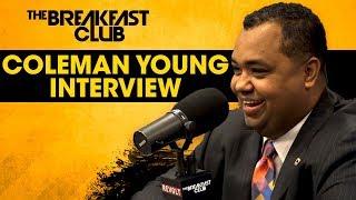 Detroit Senator Coleman Talks Gentrification, Police Misconduct & Education Reform
