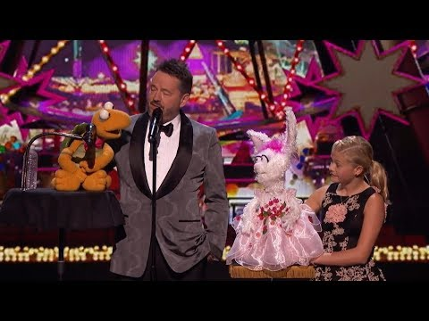 America's Got Talent 2017 Finale Darci Lynne Special Performance Full Clip S12E24