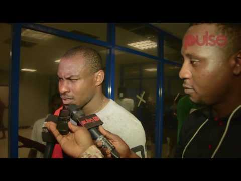 Vincent Enyeama speaks on Joseph Yobo