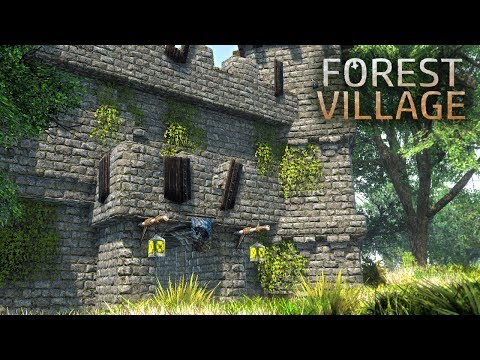 Life is Feudal: Forest Village - Крепость! #8
