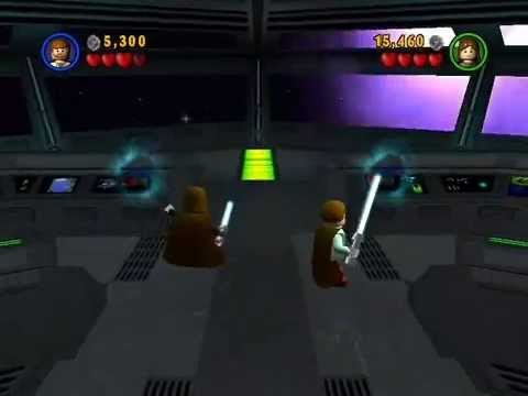 LEGO Star Wars: The Video Game Campaign Part 10 Segment 2