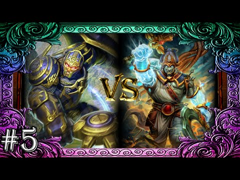 Smite - Master Rank Joust 5 - Ares vs Osiris - Subscriber Request