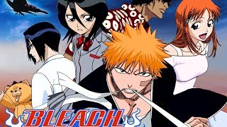 My Attempt At The Ultimate Bleach Quiz