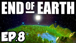 End of Earth: Minecraft Modded Survival Ep.8 - ENDLESS CAVES!!! (Steve