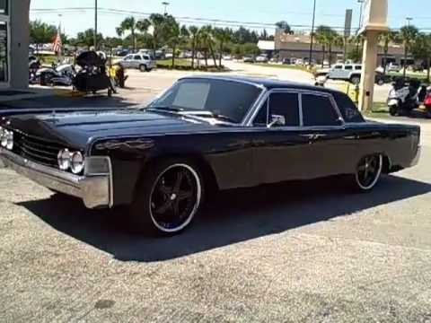 1965 lincoln continental press the play button to see. Black Bedroom Furniture Sets. Home Design Ideas