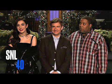 SNL Host Martin Freeman Kicks the Hobbit with Musical Guest Charli XCX