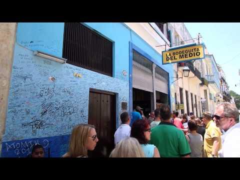 La B del M - La Bodeguita del Medio - Havanna - Ernest Hemingway - Mojito