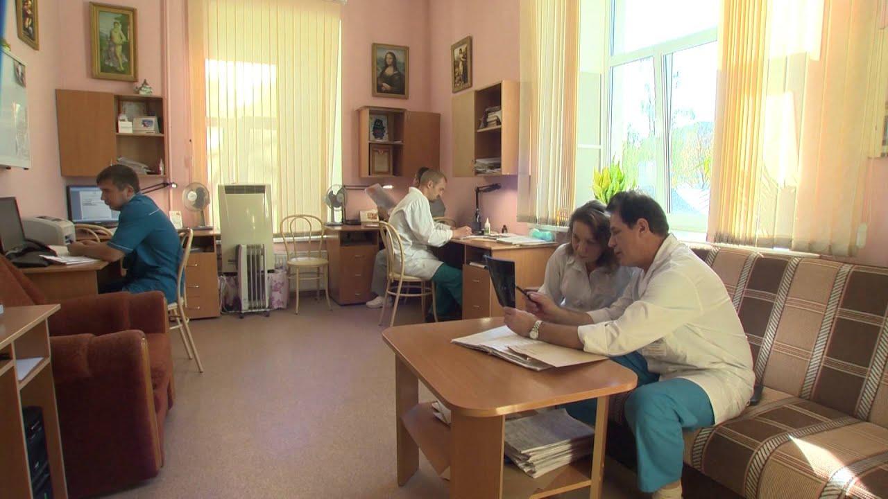 Клиническая больница 3 в 1
