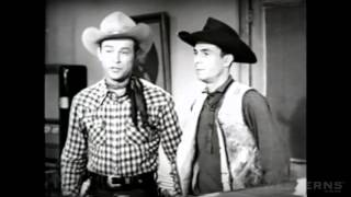 The Roy Rogers Show THE TREASURE OF HOWLING DOG CANYON western TV show full length episode