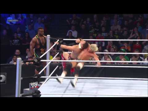 The Miz vs. Dolph Ziggler: SmackDown, December 28, 2012