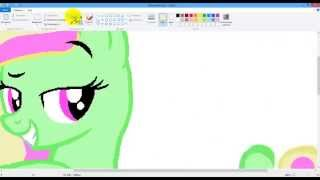 Рисовать в пони креаторе