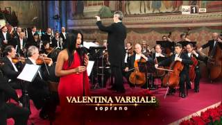 Anggun - Malam Kudus Silent Night At San Francesco Concerto Di Natale Ad Assisi