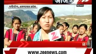Exclusive Manigong India 39 S Last Village In Arunachal Pradesh