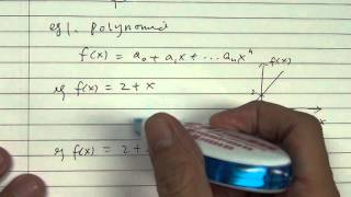 B. Continuous Function & Discontinuous Fuction